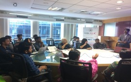 "Session with Headspin on ""Insights on Network Performance of Mobile apps & websites"""