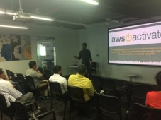 Workshop with Amazon Web Services