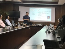 Interactive sessions with Mr. Punit Modhgil Founder, Octane, and CMO, ValueFirst