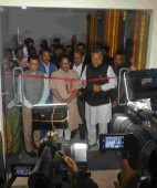 Inoguration of Raipur Hub by Hon'ble CM of Chhattisgarh, Dr. Raman Singh